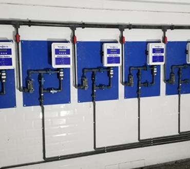 Our Chlorination Systems Installation Continues