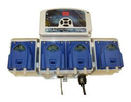 Dema Atlas Series Loundry Dosing Units