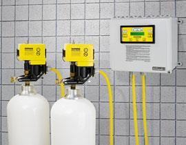 Hydro Gas Chlorination System Accessories