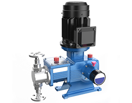 Prodoz Mpp Series Plunger Type Dosing Pumps